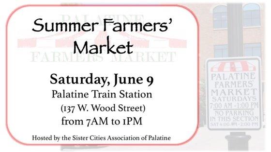 Summer Farmers' Market