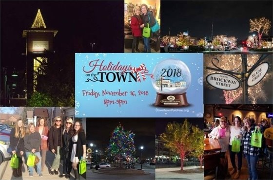 Holidays on the Town