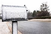 Protect Your Mailbox in Winter