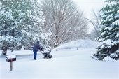Snow Blowing Ordinance