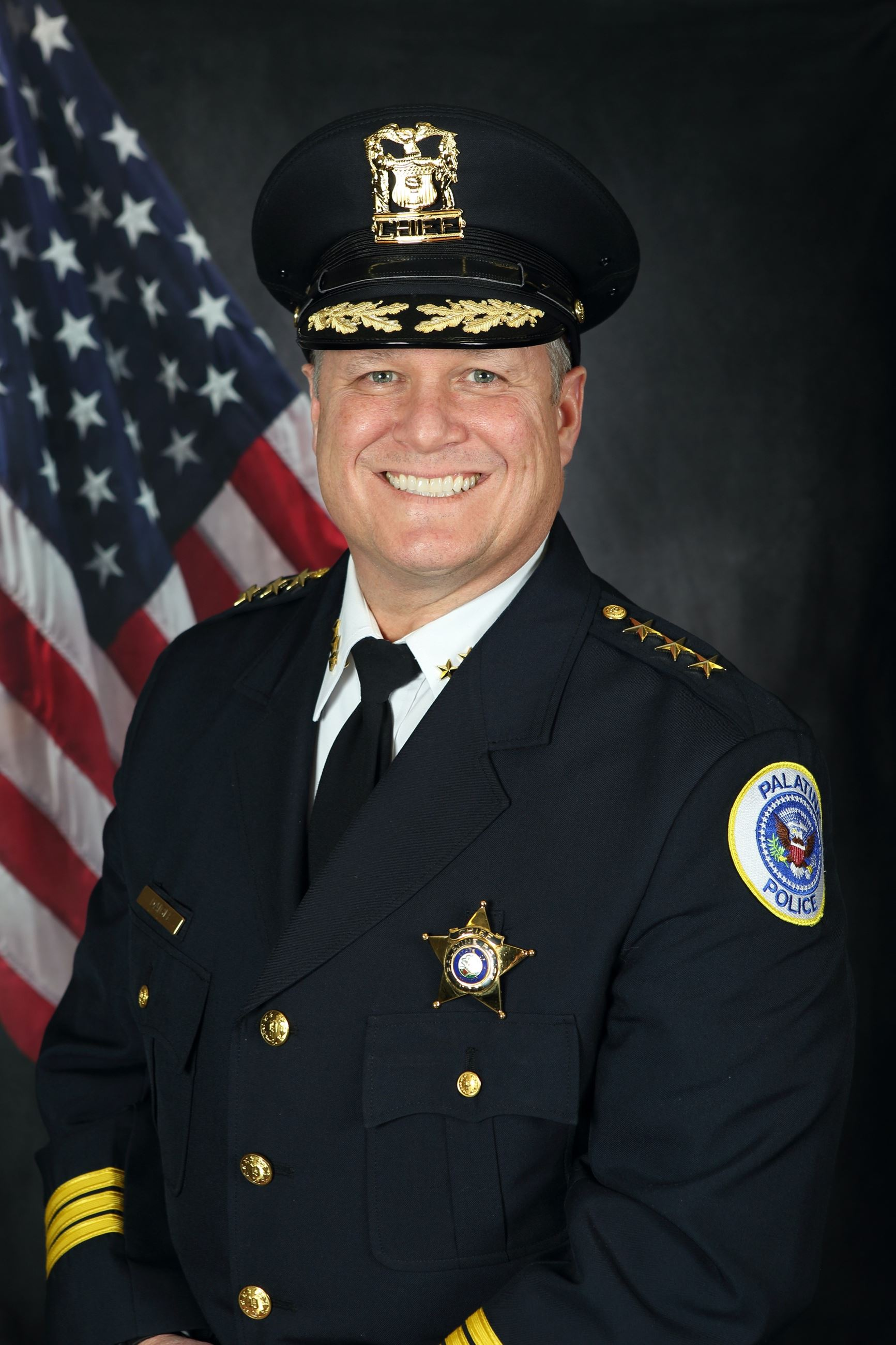 Police Chief Dave Daigle