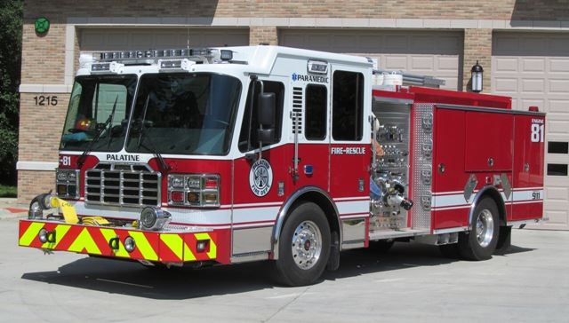 Fire Department Engine 81