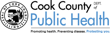 Cook County Department of Public Health Logo